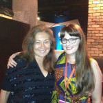 "Me and Director of ""I am Eleven"" Genevieve Bailey"